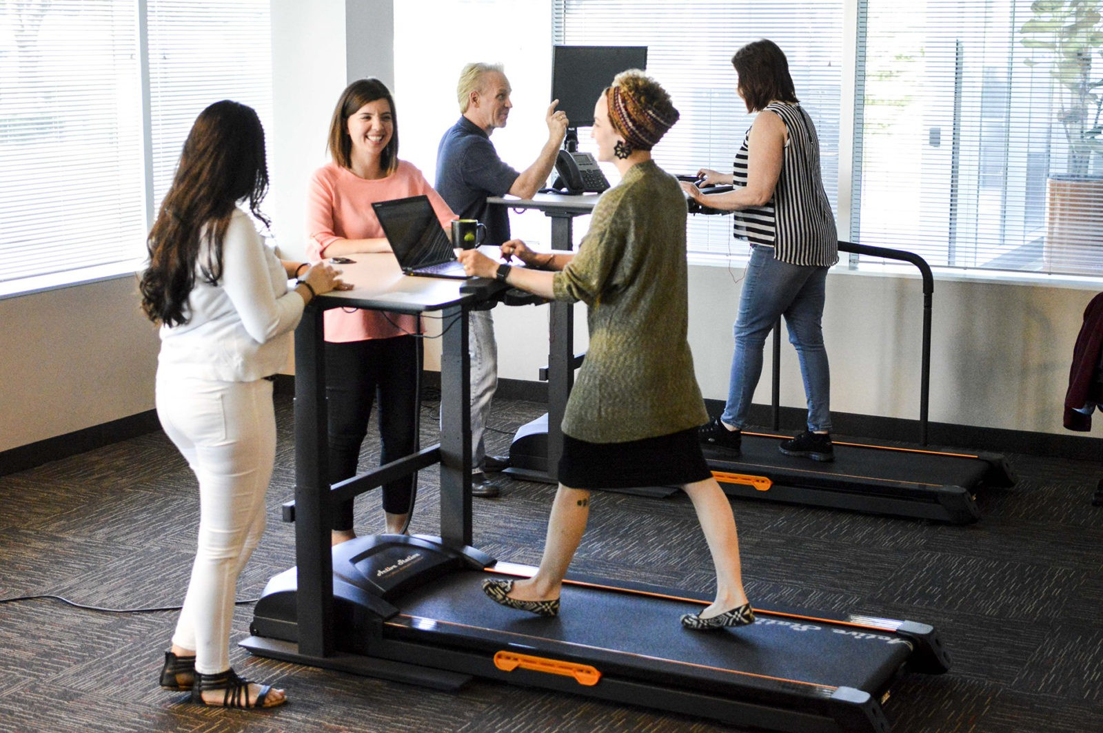 The Benefits Of Walking Meetings Active Station