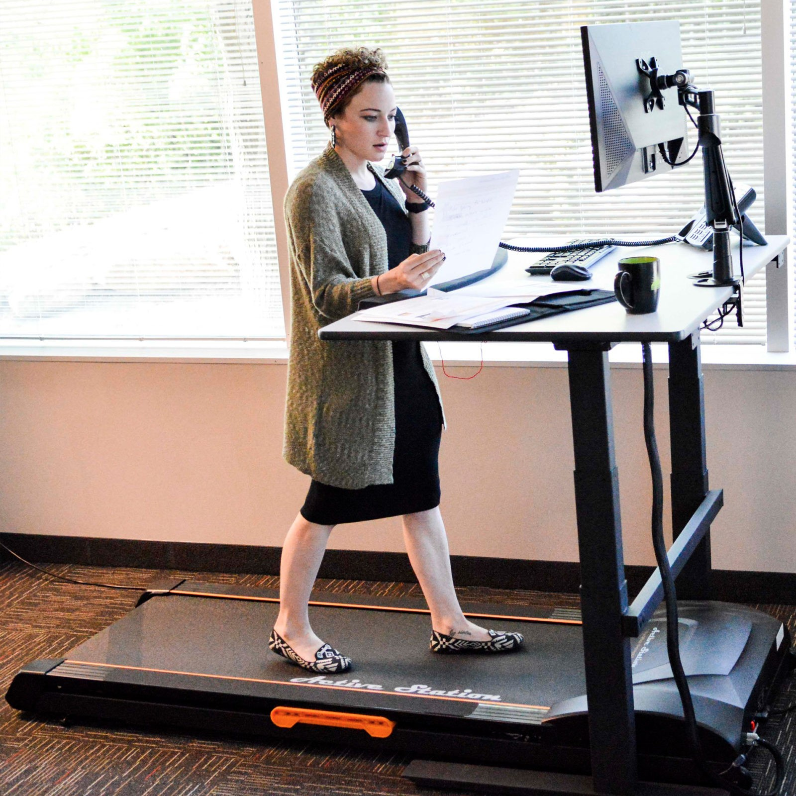 What Is A Walking Desk Active Station