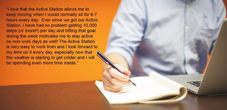 Active Station Testimonial 6